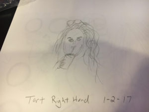 Tart - Right Hand